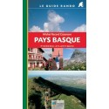 Achat Le Guide Rando Pays Basque - Randoéditions