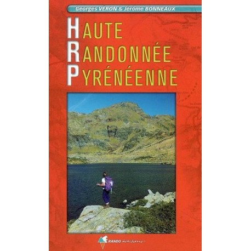 Achat Haute Randonnée Pyrénéenne (HRP) - Randoéditions