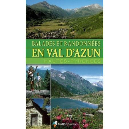 Achat Balades et randonnées en Val d'Azun - Randoéditions