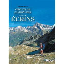 Achat Topo guide randonnées - Circuits de randonnées dans les Ecrins - Glénat