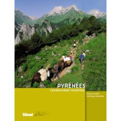 Achat Topo guide randonnées - Pyrénées, randonnées insolites - Glénat