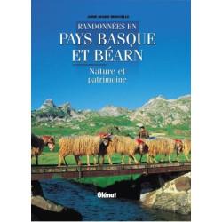 Achat Topo guide randonnées - Randonnées en Pays basque et Béarn - Glénat