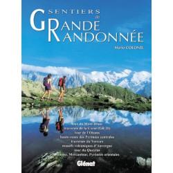 Achat Topo guide randonnées - Sentiers de grande randonnée - Glénat
