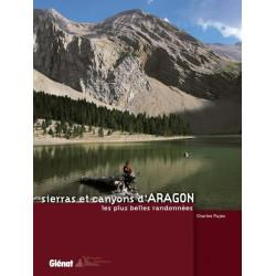 Achat Topo guide randonnées - Sierras et canyons d'Aragon, les plus belles randonnées - Glénat