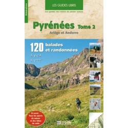 Achat Topo guide randonnées - Pyrénées - Volume 2 : Ariège et Andorre - Glénat