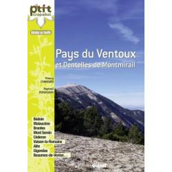 Achat Topo guide randonnées - Pays du Ventoux et Dentelles de Montmirail - P'tit crapahut