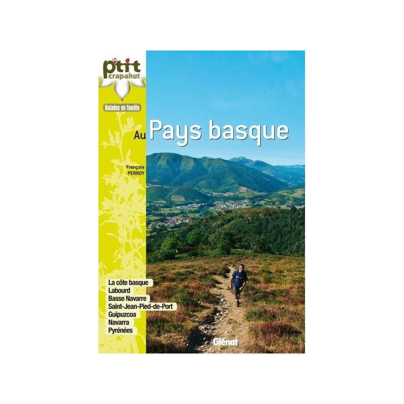 Achat Topo guide randonnées - Au Pays Basque - P'tit crapahut