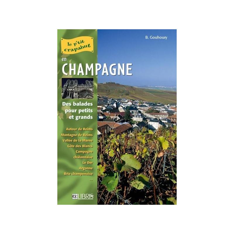 Achat Topo guide randonnées - En Champagne - P'tit crapahut