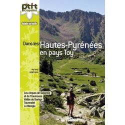 Achat Topo guide randonnées - Dans les Hautes-Pyrénées en pays Toy - P'tit crapahut