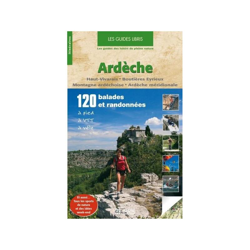 Achat Topo guide randonnées - Ardèche , Haut Vivarais - Libris
