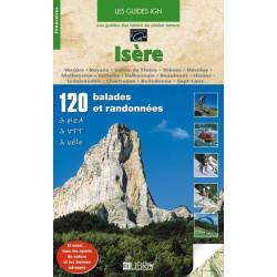 Achat Topo guide randonnées - Isère - Vercors, Royans, Vallée de l'Isère, Trièves, Dévoluy - Libris