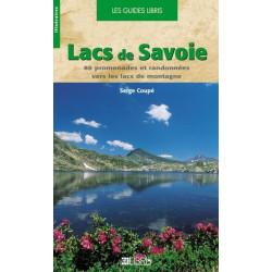 Achat Topo guide randonnées - Lacs de savoie - Libris