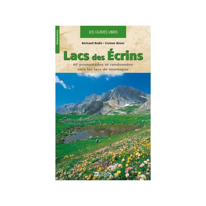 Achat Topo guide randonnées - Lacs des Ecrins - Libris