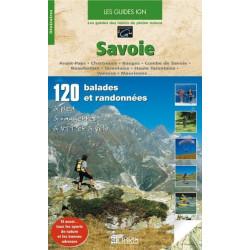 Achat Topo guide randonnées - Savoie - Avant-Pays, Chartreuse, Bauges, Combe de Savoie, Beaufortain, Vanoise - Libris