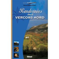 Achat Topo guide randonnées - Randonnées dans le Vercors Nord - Glénat
