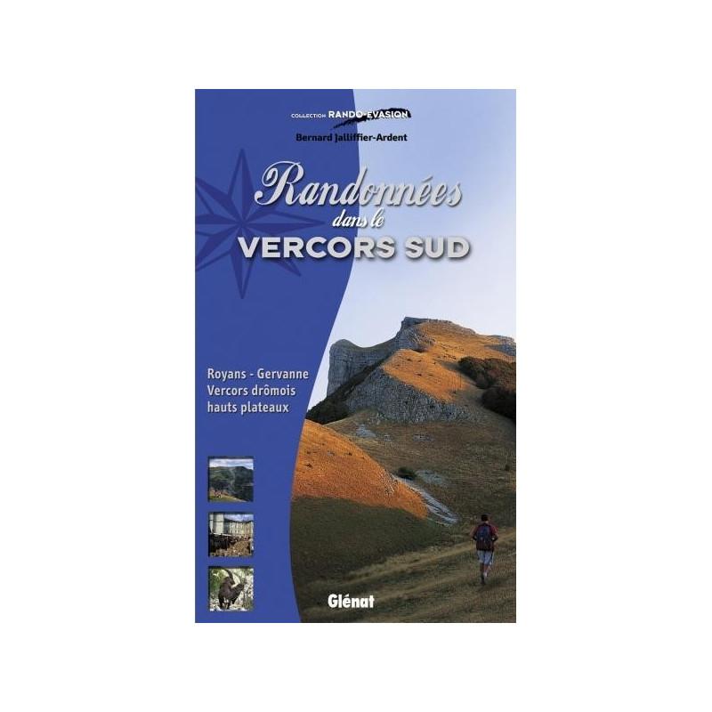 Achat Topo guide randonnées - Randonnées dans le Vercors sud - Glénat