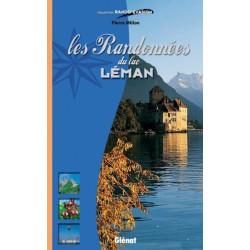 Achat Topo guide randonnées - Les randonnées du lac Léman - Glénat