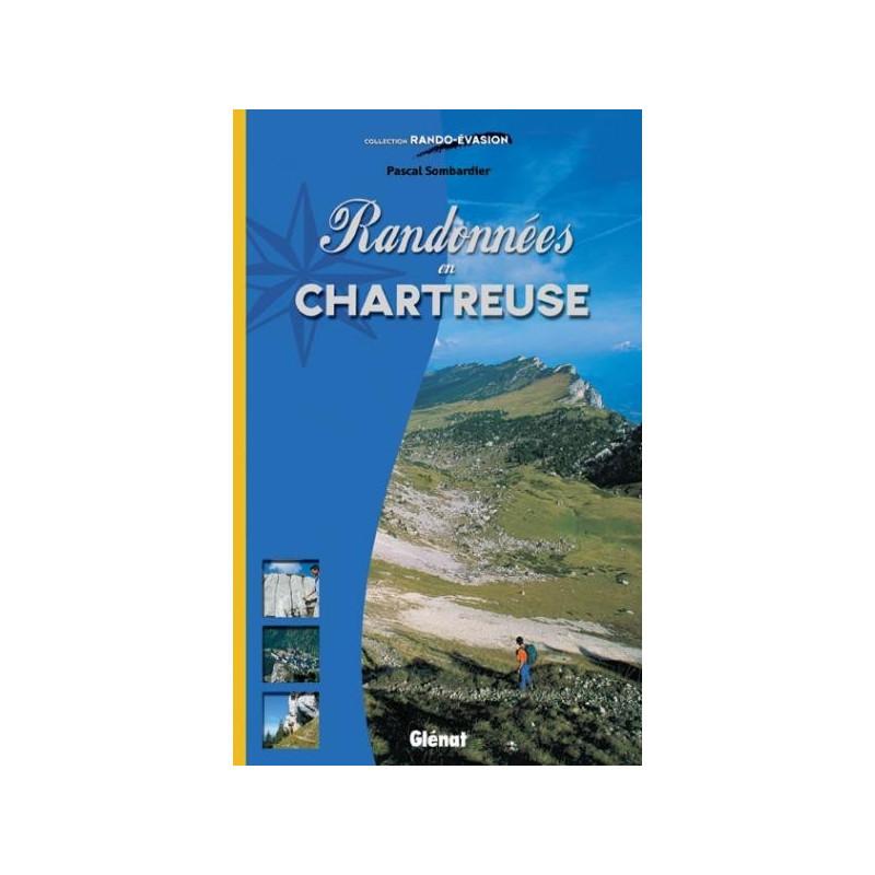 Achat Topo guide randonnées - Randonnées en Chartreuse - Glénat