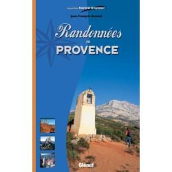 Achat Topo guide randonnées - Randonnées en Provence - Glénat