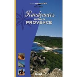 Achat Topo guide randonnées - Randonnées insolites en Provence - Glénat