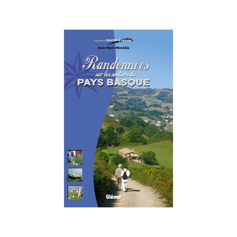 Achat Topo guide randonnées - Randonnées sur les sentiers du Pays Basque - Glénat