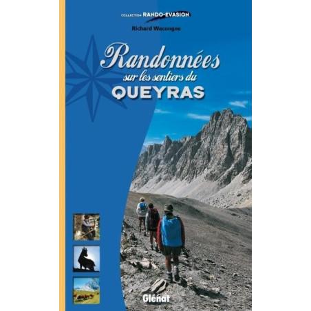 Achat Topo guide randonnées - Randonnées sur les sentiers du Queyras - Glénat
