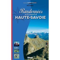 Achat Topo guide randonnées - Randonnées sur les sommets de Haute-Savoie - Glénat