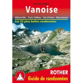 Achat Topo guide randonnées - Vanoise - Rother