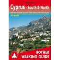 Achat Topo guide randonnées - Chypre / Cyprus - Rother