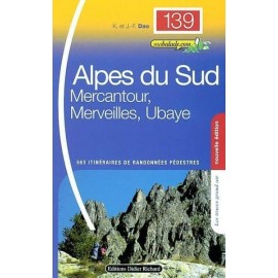 Alpes du Sud, Mercantour, Ubaye - Didier Richard