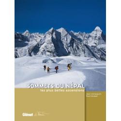 Achat Topo alpinisme - Sommets du Népal, les plus belles ascensions - Glénat