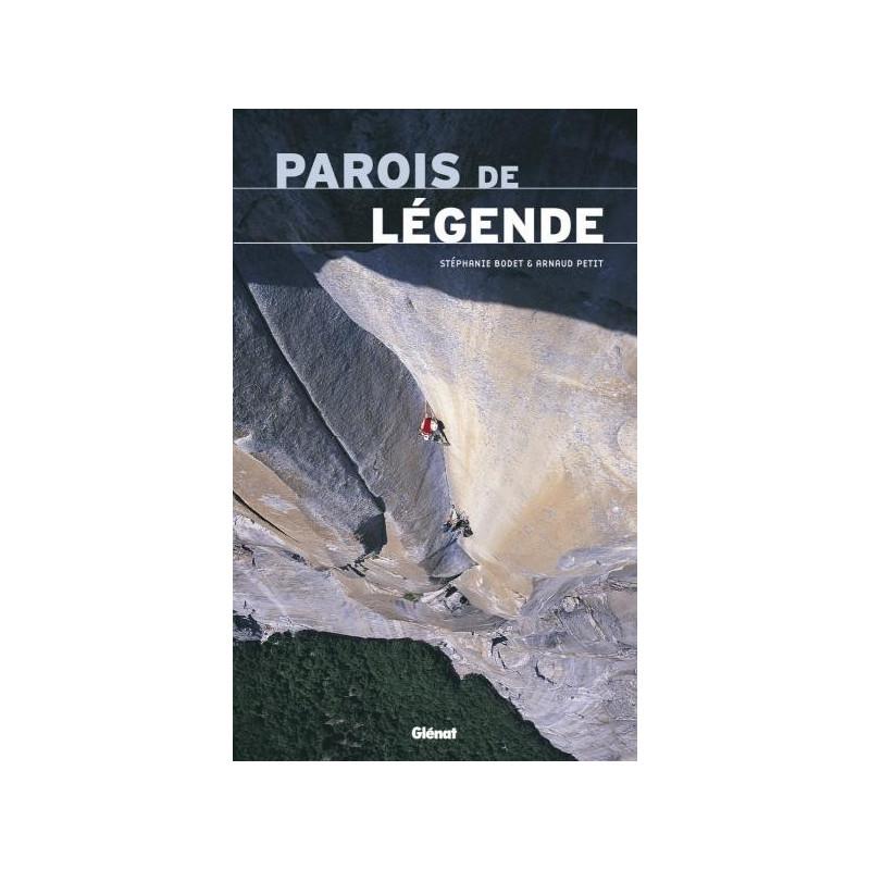 Achat Topo escalade - Parois de légende - Glénat