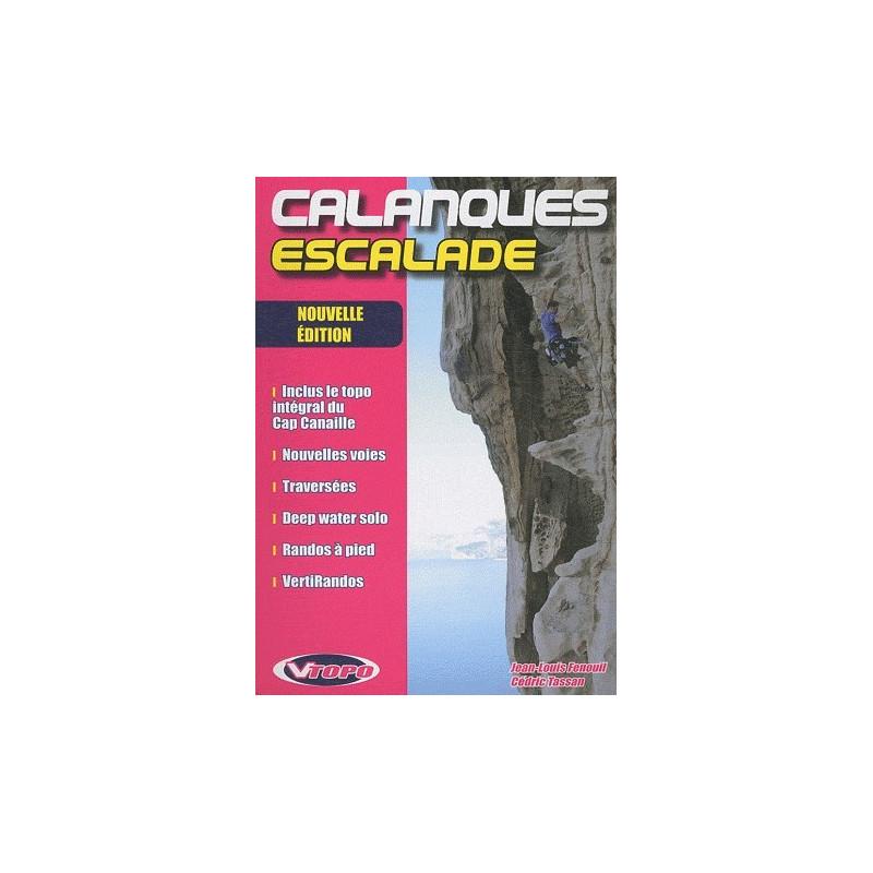 Achat Topo escalade - Calanques escalade - Vtopo