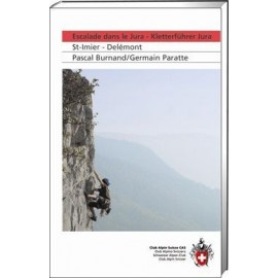 Achat Topo escalade - Escalades Dans Le Jura-Delemont - Club Alpin Suisse