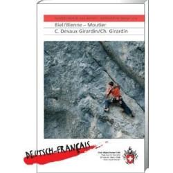 Achat Escalade dans le Jura bernois Biel/Bienne - Moutier - Club Alpin Suisse