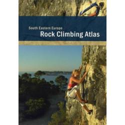 Achat Topo escalade - South eastern europe - Rock Climbing Atlas
