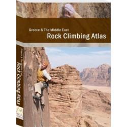 Achat Topo escalade - Grèce et Moyen Orient - Rock Climbing Atlas