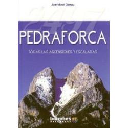 Achat Topo escalade - Pedraforca, todas las ascensiones y escaladas - Barrabes