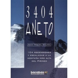 Achat Topo escalade - 3404 Aneto - Barrabes