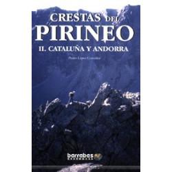 Achat Topo escalade - Crestas del Pirineo - Tome 2 : Cataluna y Andorra - Barrabes