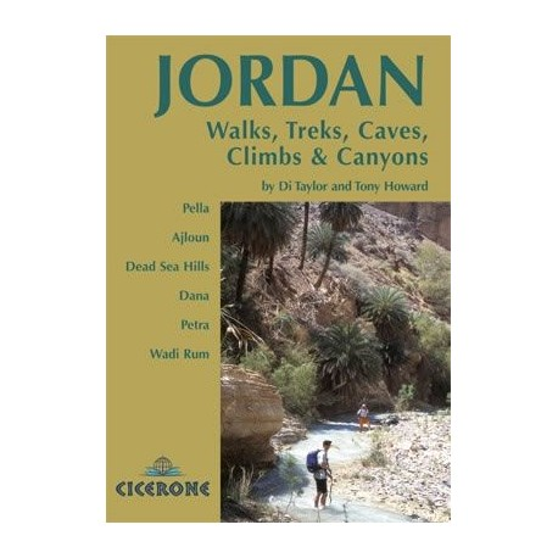 en soldes 84111 43f21 Achat Topo escalade - Jordan, Walks, Treks, Caves, Climbs and Canyons -  Cicerone