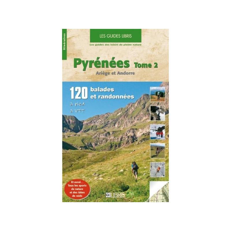 Achat Guide VTT - Pyrénées - Volume 2 : Ariège et Andorre - Glénat