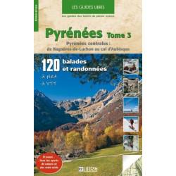 Achat Guide VTT - Pyrénées - Tome 3, Pyrénées centrales : de Bagnère-de-Luchon au col d'Aubisque - Glénat
