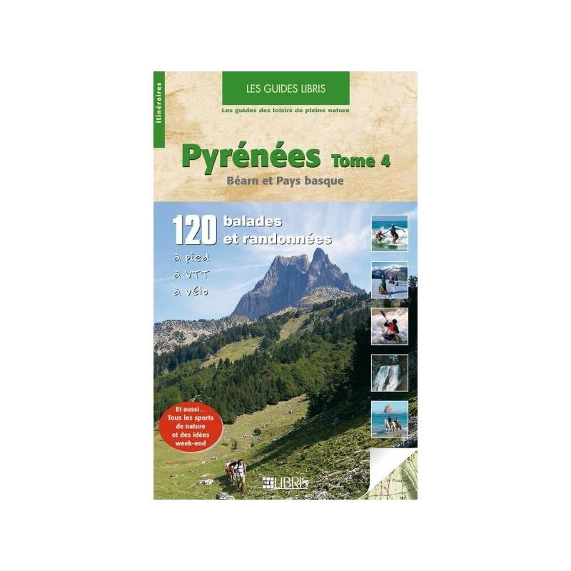 Achat Guide VTT - Pyrénées - Tome 4, Béarn Pays basque - Glénat
