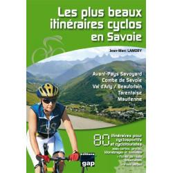 Achat Guide vélo - Les plus beaux itinéraires cyclos en Savoie - Gap