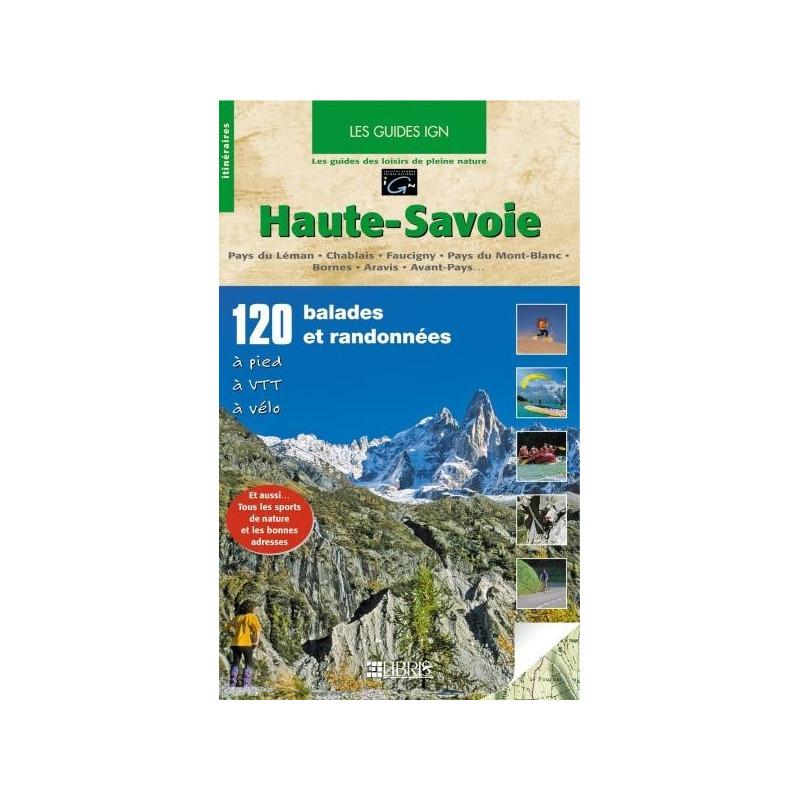 Achat Guide VTT - Haute-Savoie Mont-Blanc - Pays du Léman, Chablais, Giffre - Libris