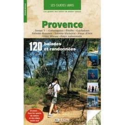 Achat Guide VTT - Provence. Tome 1, Calanques, Etoile, Garlaban, Sainte-Baume - Libris