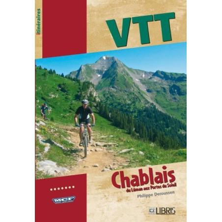 Achat Guide VTT Chablais - Du Léman aux Portes du Soleil - Libris