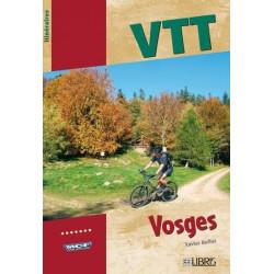Achat Guide VTT dans les Vosges - Libris