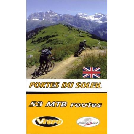Achat Guide VTT Portes du Soleil English Book - Vtopo